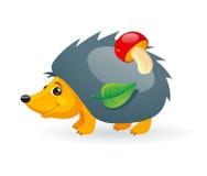 Hedgehog pequeno Imagem de Stock