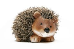 Hedgehog statue Stock Images