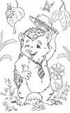 hedgerow royalty ilustracja