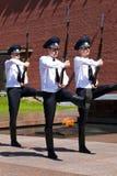 Hedra guarden, Moscow. Fotografering för Bildbyråer