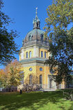 Hedvig Eleonora Church in Stockholm Royalty Free Stock Photography