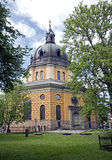 Hedvig Eleonora church 2 Royalty Free Stock Image