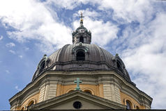 Hedvig Eleonora church 3 Stock Photography