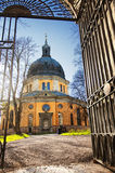 Hedvig Eleonora Church in Stockholm, Sweden. Hedvig Eleonora Church is a church in central Stockholm, Sweden. The church is one of Stockholm's most popular for Royalty Free Stock Photos