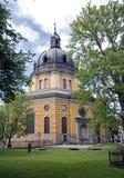 Hedvig Eleonora-kerk Royalty-vrije Stock Afbeelding