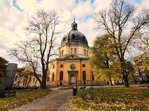 Hedvig Eleonora Kyrka,  Stockholm Royalty Free Stock Photography