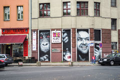Heeere's Kreuzberg! Royalty Free Stock Photo