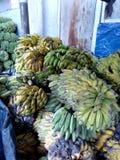 Heel wat Bananen Royalty-vrije Stock Foto