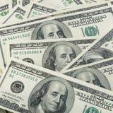 Heel wat dollars royalty-vrije stock foto's