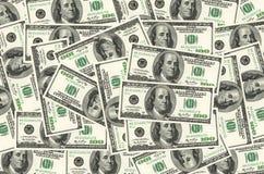 Heel wat geld Royalty-vrije Stock Afbeelding