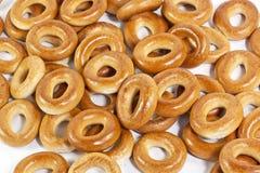 Heel wat ongezuurde broodjes Stock Fotografie
