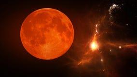 Heelal al bestaande kwestie en de ruimte beschouwd als geheel als de kosmos vector illustratie