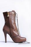 Heels boot royalty free stock photo
