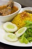 Heerlijk Aziatisch voedsel Royalty-vrije Stock Afbeeldingen