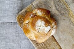 Heerlijk broodje stock afbeeldingen