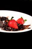 Heerlijk dessert royalty-vrije stock foto's