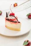 Heerlijk dessert Royalty-vrije Stock Afbeeldingen