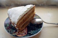 Heerlijk Dessert voor thee royalty-vrije stock foto's