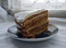Heerlijk Dessert voor thee royalty-vrije stock foto