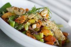 Heerlijk Gezond Voedsel Stock Foto's