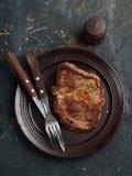 Heerlijk lapje vlees Royalty-vrije Stock Afbeelding