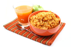 Heerlijk ontbijt stock afbeelding
