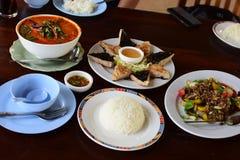 Heerlijk Thais voedsel stock fotografie