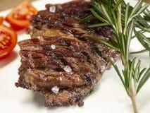 Heerlijk vers heet lapje vlees royalty-vrije stock fotografie