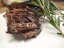 Heerlijk vers heet lapje vlees royalty-vrije stock afbeelding