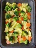 Heerlijk voedsel Stock Foto