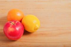 Heerlijke bron van vitaminen na de winter Stock Fotografie