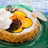 Heerlijke cake Stock Foto's