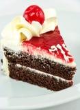 Heerlijke cake Royalty-vrije Stock Afbeelding