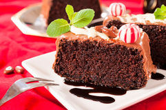 Heerlijke cake Royalty-vrije Stock Foto's