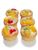 Heerlijke cakes Royalty-vrije Stock Fotografie