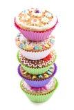 Heerlijke cupcakes Royalty-vrije Stock Foto's