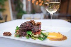 Heerlijke Dinning Stock Fotografie