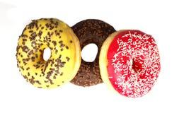 Heerlijke donuts Stock Afbeeldingen