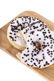Heerlijke donuts Royalty-vrije Stock Afbeeldingen