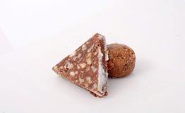 Heerlijke eigengemaakte snoepjes Stock Foto