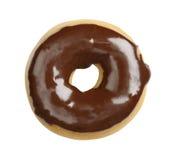 Heerlijke geïsoleerdec doughnut Royalty-vrije Stock Foto's