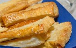 Heerlijke gebakjes Stock Foto's