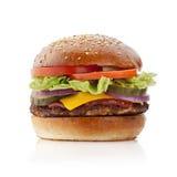 Heerlijke hamburger Royalty-vrije Stock Afbeelding