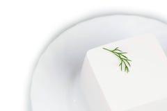 Heerlijke kaas Stock Foto
