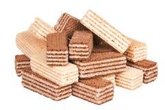 Heerlijke koekjes stock afbeelding