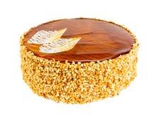Heerlijke koekjescake Stock Afbeelding