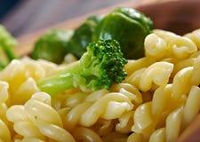 Heerlijke macaronideegwaren Stock Fotografie