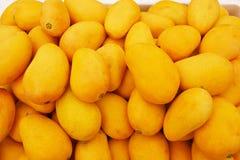 Heerlijke mango Royalty-vrije Stock Afbeeldingen