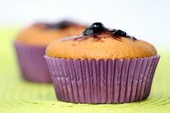 Heerlijke muffins Stock Foto