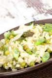 Heerlijke risotto. Stock Afbeeldingen